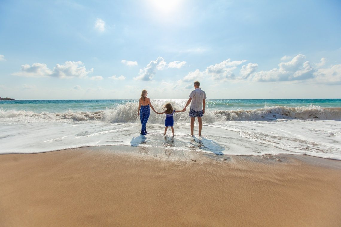 voyager avec ses enfants